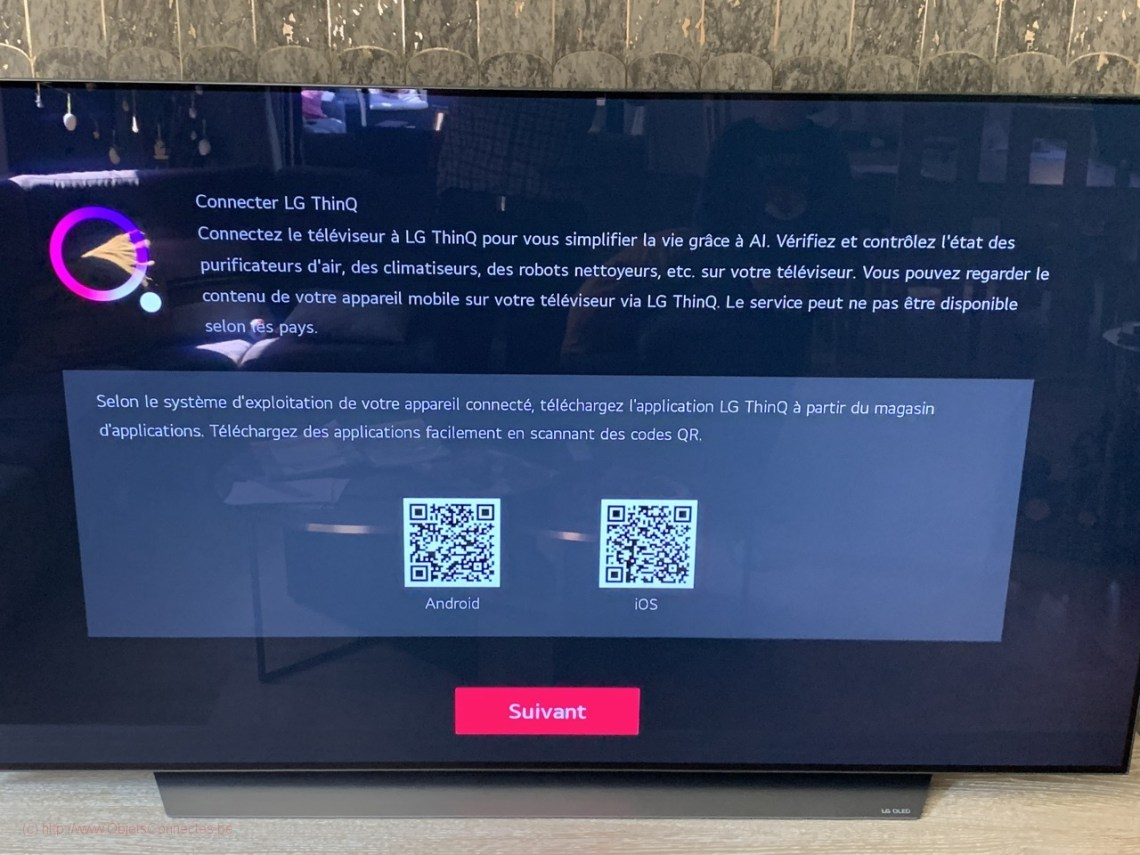 Télévision-LG-OLED-65CX-350