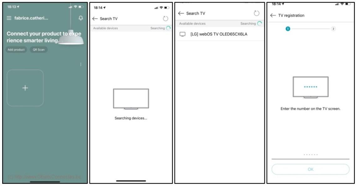 Télévision-LG-OLED-65CX6LA-Thinq-2