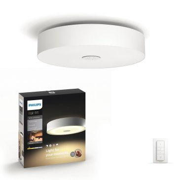 Philips Hue Fair – Plafonnier blanc 39W
