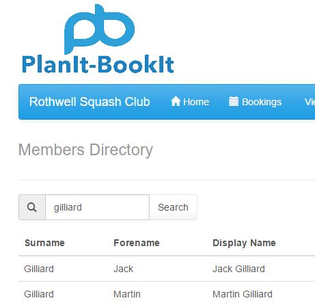 member-search