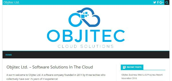 objitec home page