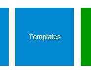 templates button