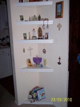 simple home altar design : brightchat.co