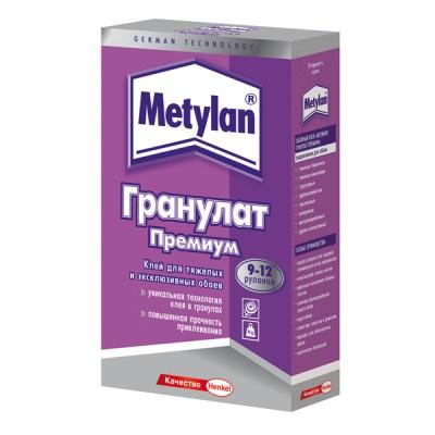 Клей Metylan Гранулат Премиум для эксклюзивных, тяжелых виниловых обоев на бумажной основе, 350г