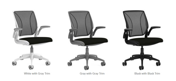 Humanscale world chair office interiors