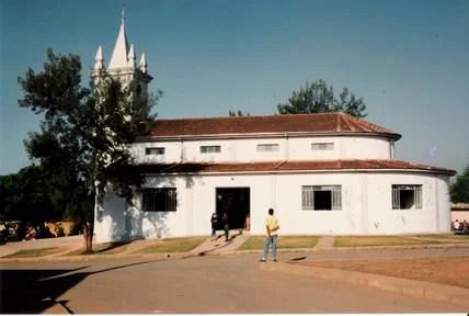Igreja de Santo Antônio_Cachoeira MG_18Set93