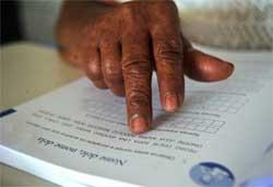 Reescrevendo o Futuro vence obstáculos 5.539 índios alfabetizados