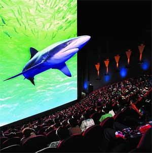 Filmes 3D podem afetar sistema nervoso central de crianças