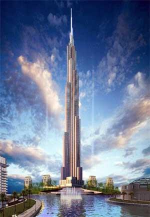 Inaugurado em Dubai o edifício mais alto do mundo