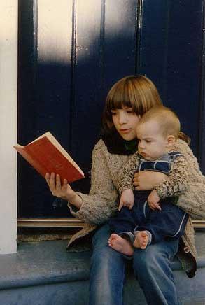 Como ler uma boa história infantil para uma criança