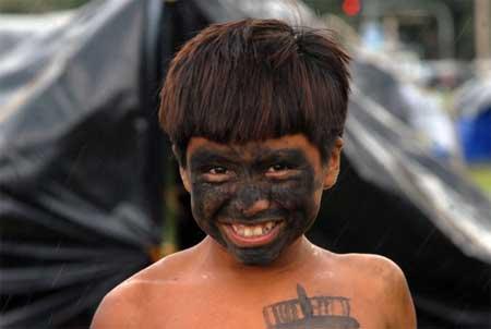 Índios da Amazônia podem desaparecer devido a novos empreendimentos