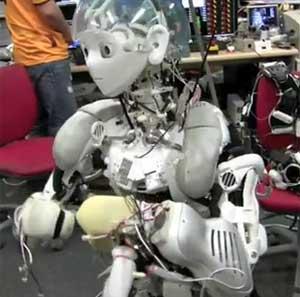 Poderia este robô levar seu café da manhã na cama?