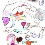 Ana Beatriz - desenho Variedades
