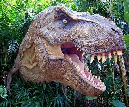 rei dos dinossauros - Tyrannosaurus rex