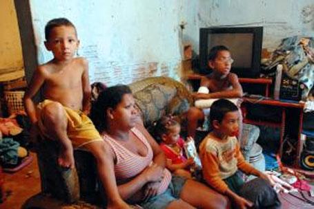 Foto meninos Renda Melhor Rio de Janeiro