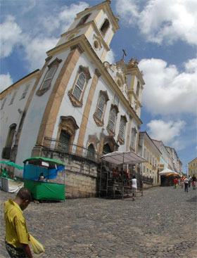 Foto do Pelourinho - Salvador - Bahia