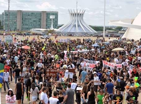 Foto 2 - 2ª Marcha contra a Corrupção e a Impunidade