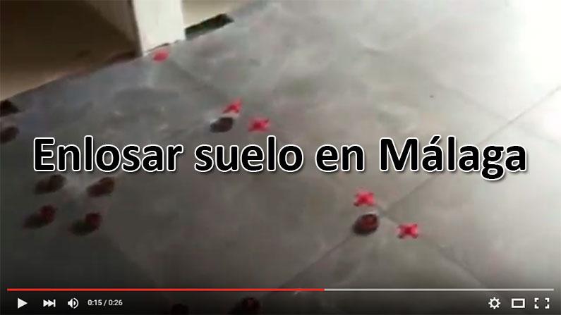 Losar suelo en Málaga. Losado porcelánico de suelos