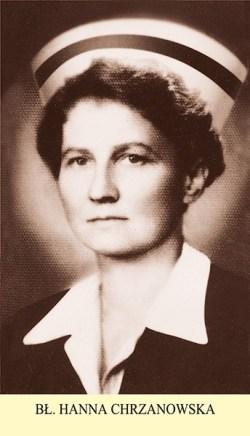 blažena Hanna Chrzanowska - medicinska sestra in oblatinja