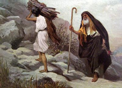 Image result for abraham and isaac