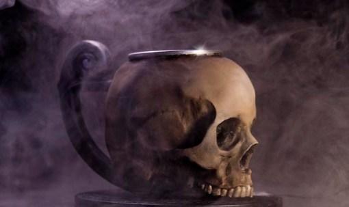 Caneca Skull Obscura