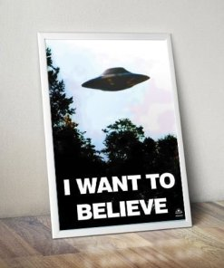 Poster Xfiles