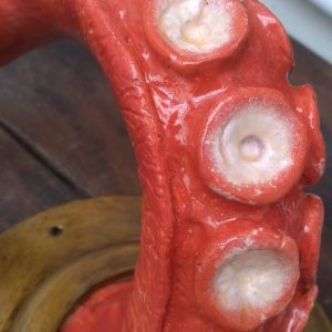Tentáculo simples decorativo