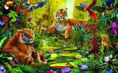 """Project """"Jungle"""""""