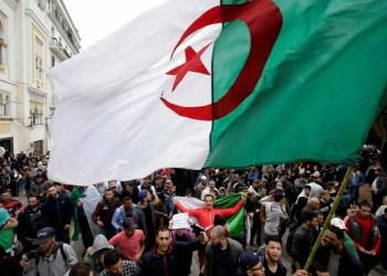 Mouvement populaire en Algérie