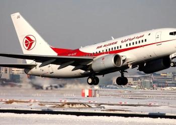 Décollage d'un avion d'Air Algérie