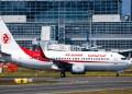 Photo illustration: Un avion d'Air Algérie sur le point de décoller