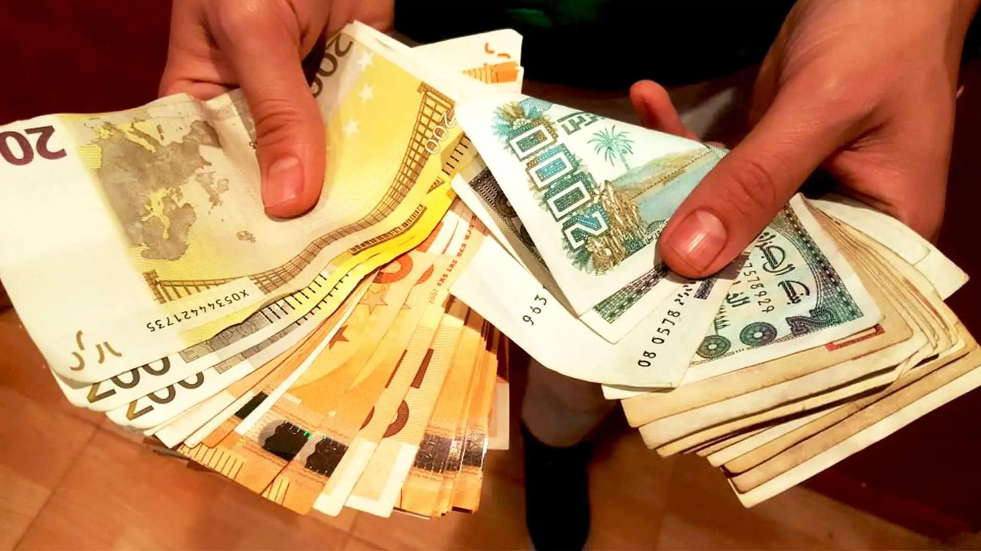 Devises et taux de change du dinar algérien - cover