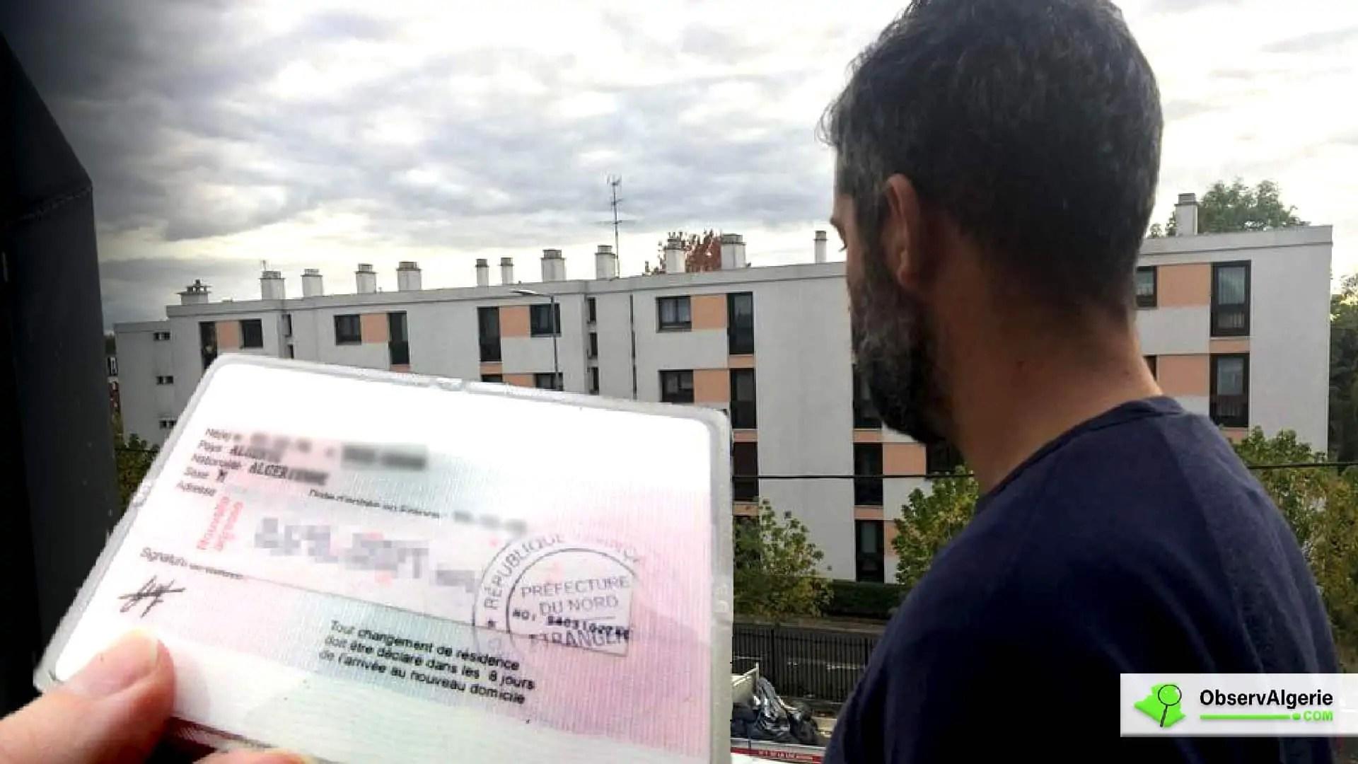 France : Un sans-papiers algérien reçoit un titre de séjour pour son acte héroïque
