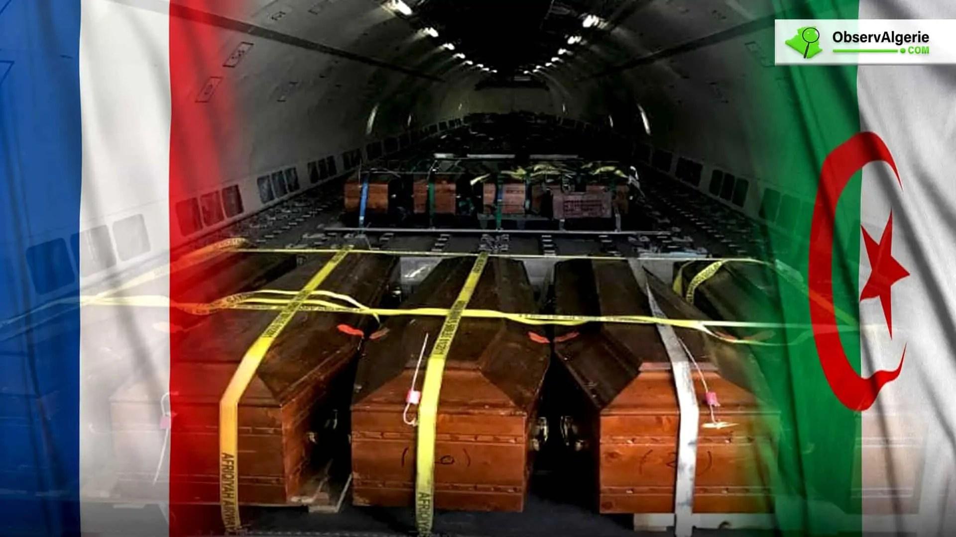 Algériens morts en France : Comment se prépare le dernier voyage