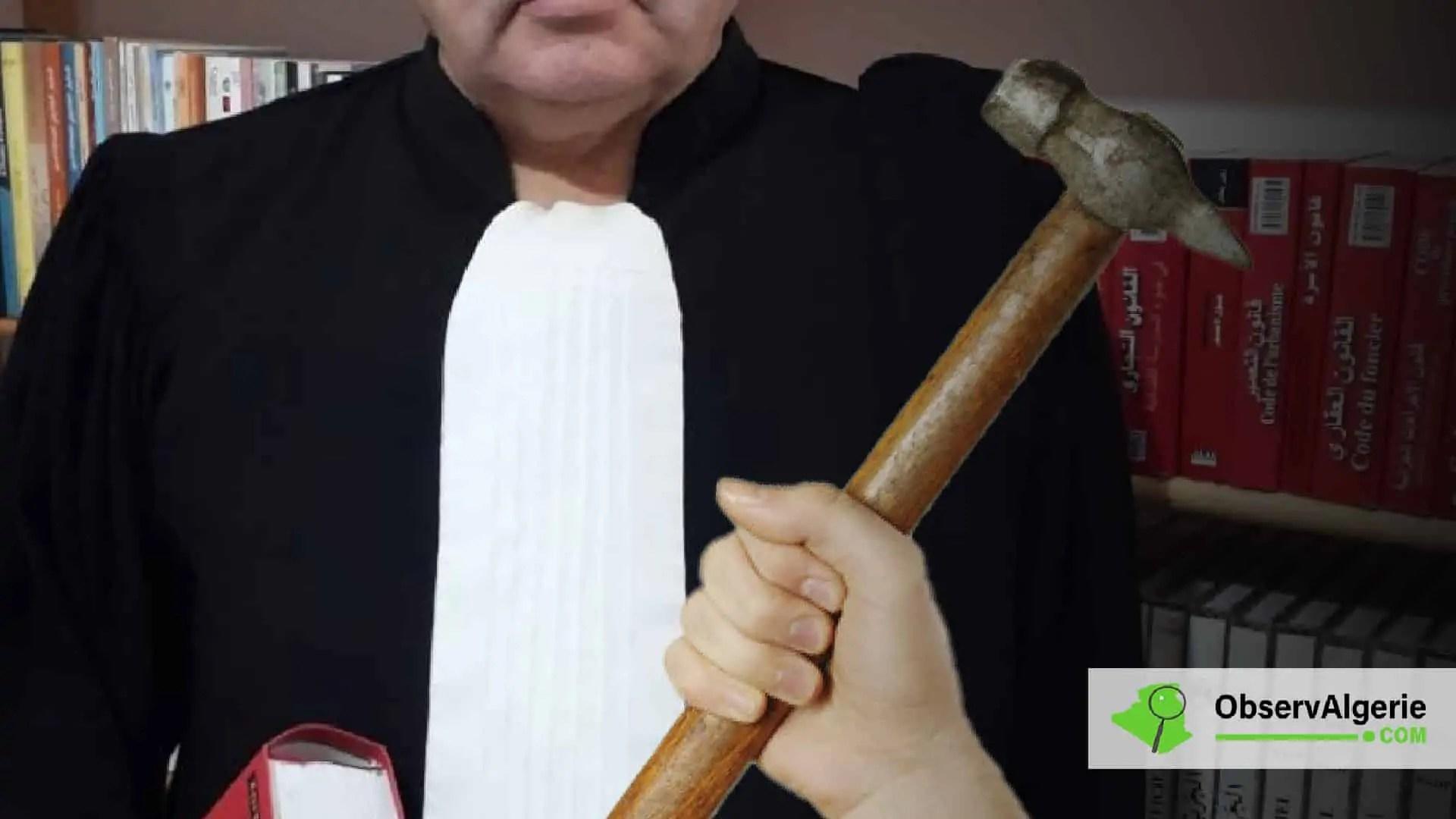 Sétif : Victime d'une violente agression, un avocat échappe à la mort