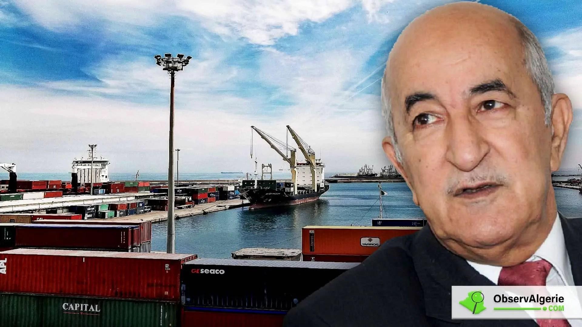 Algérie : Tebboune déclare la guerre au fléau de la surfacturation