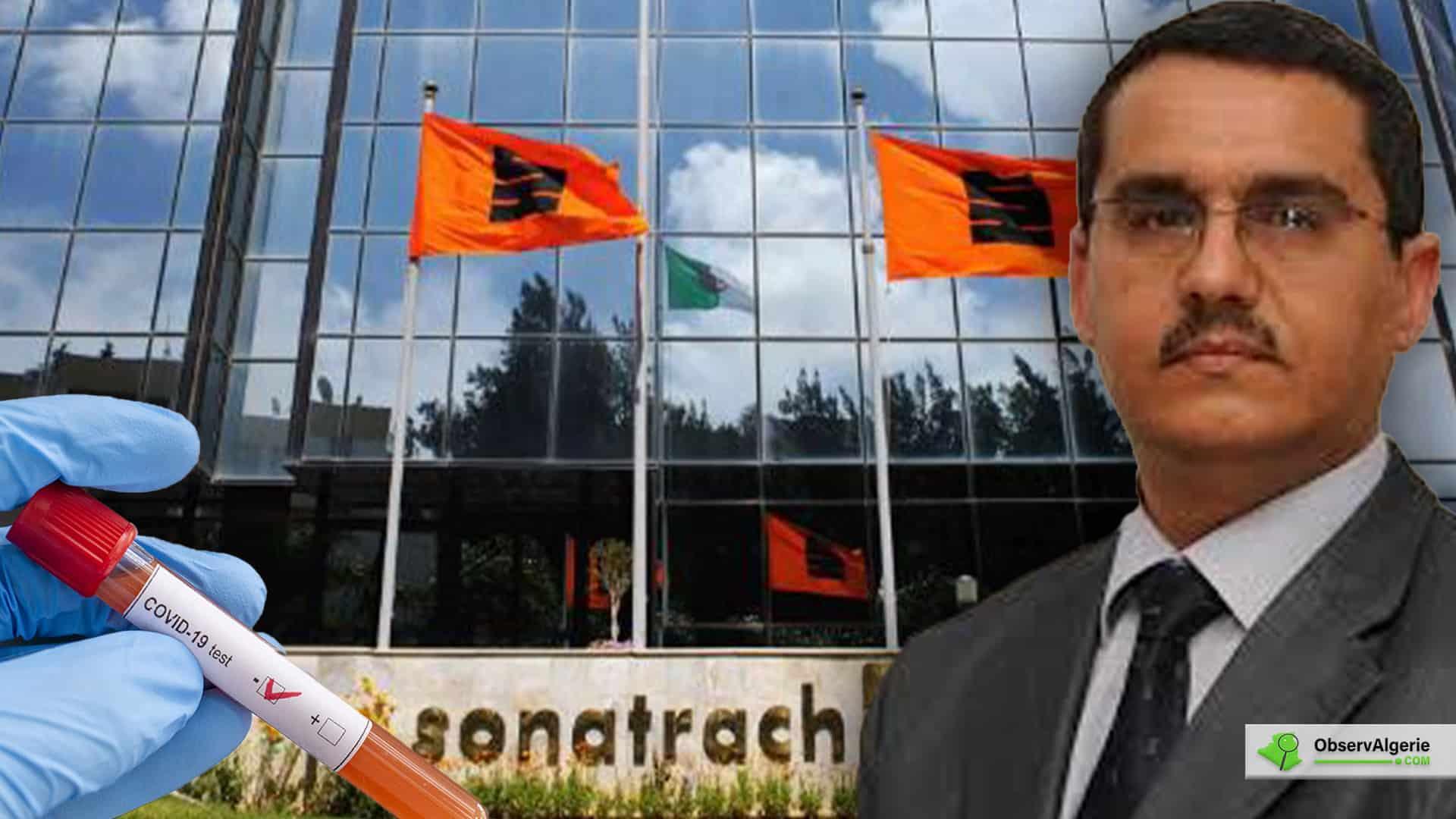 Algérie : Le groupe Sonatrach en « état d'alerte maximale »
