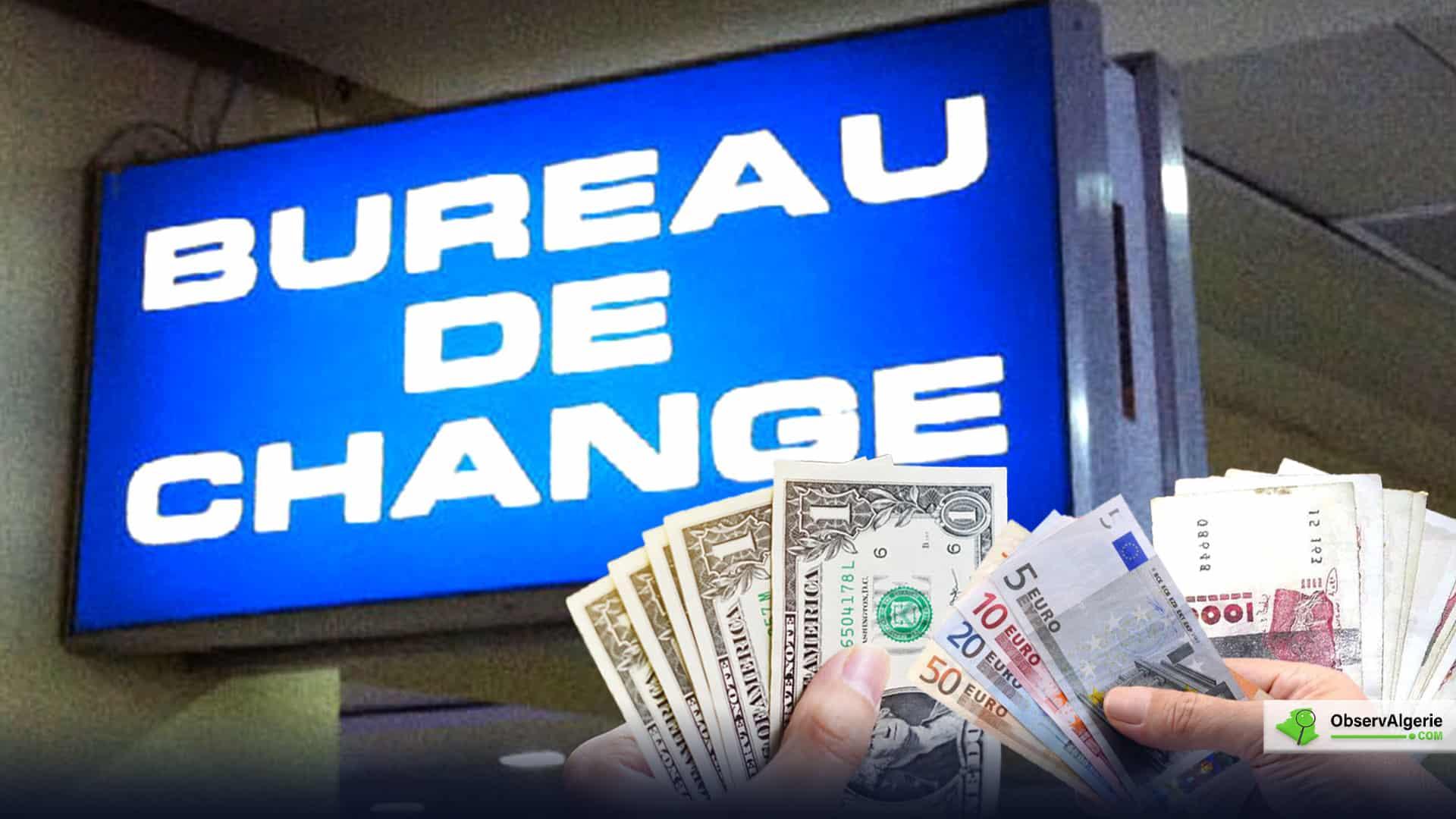 Ouverture de bureaux de change pour remplacer le marché noir des devises