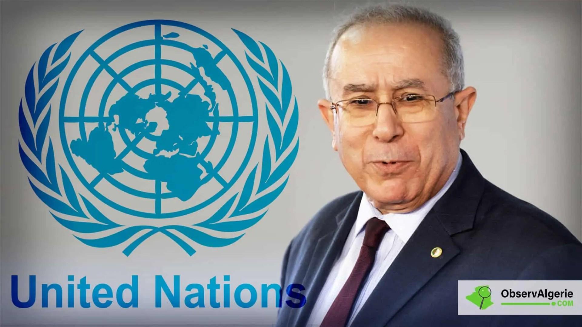 Envoyé spécial en Libye : L'Algérie accuse le Conseil de sécurité