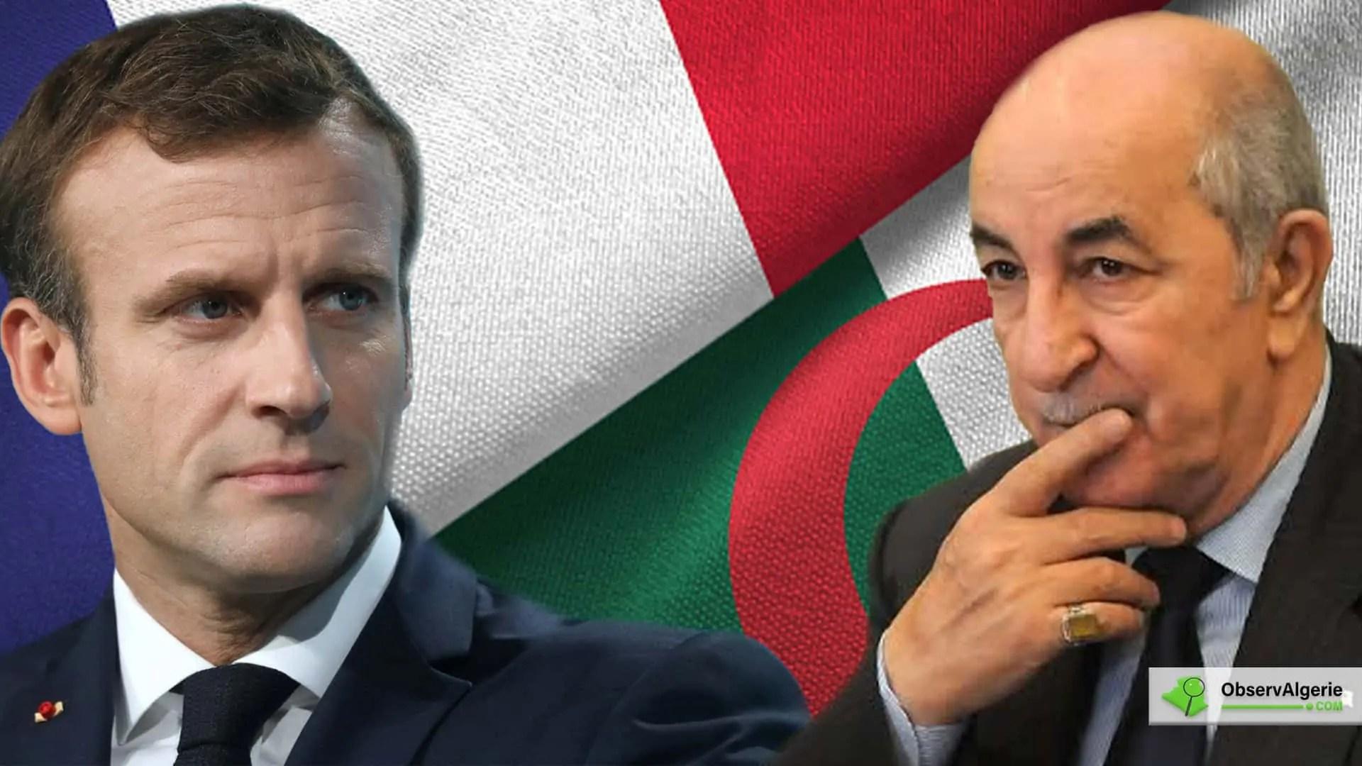 L'Algérie exige justice et réparation à la France