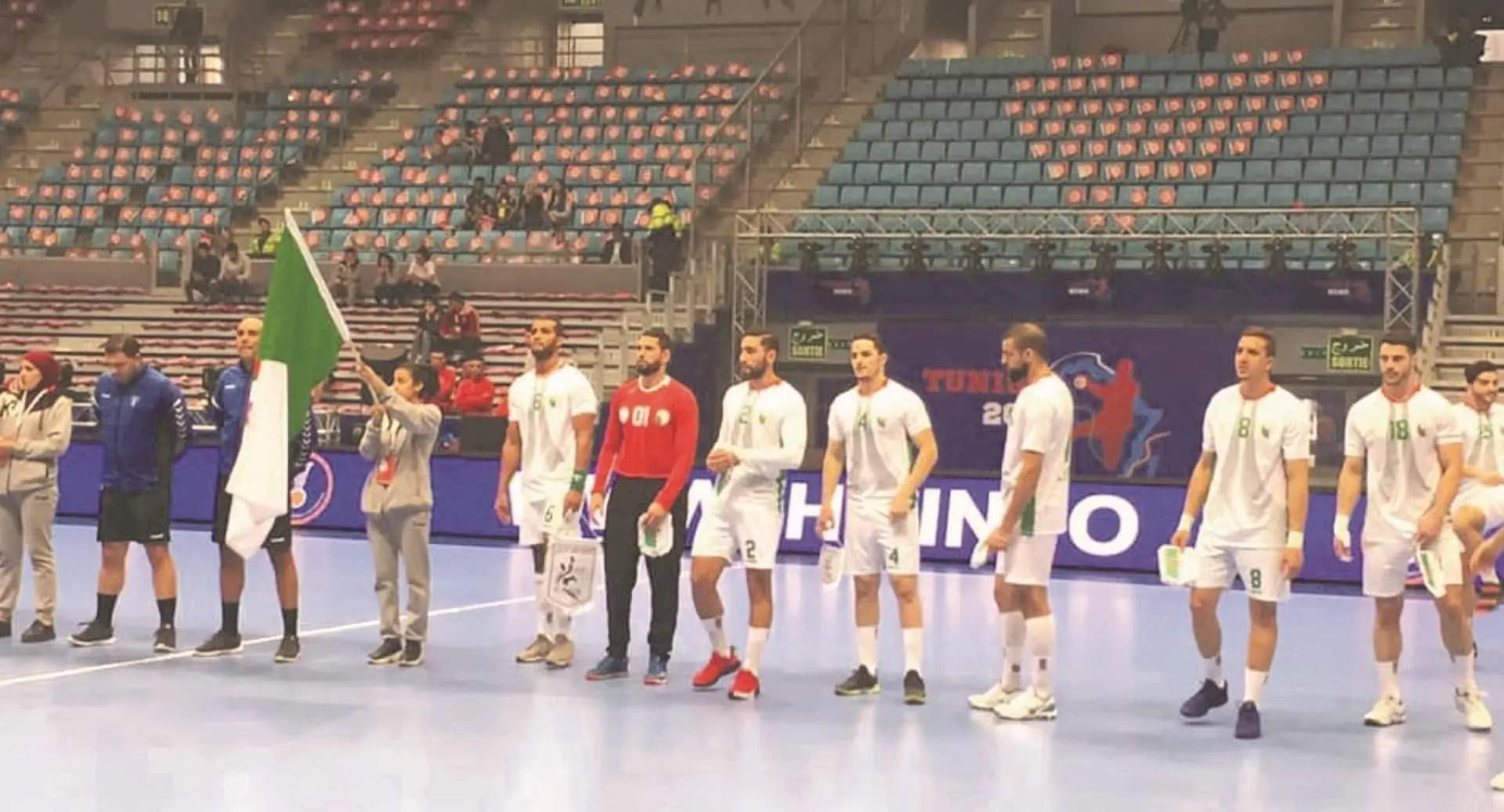 Mondial de handball : Dates, heures et chaînes pour voir les rencontres de l'Algérie