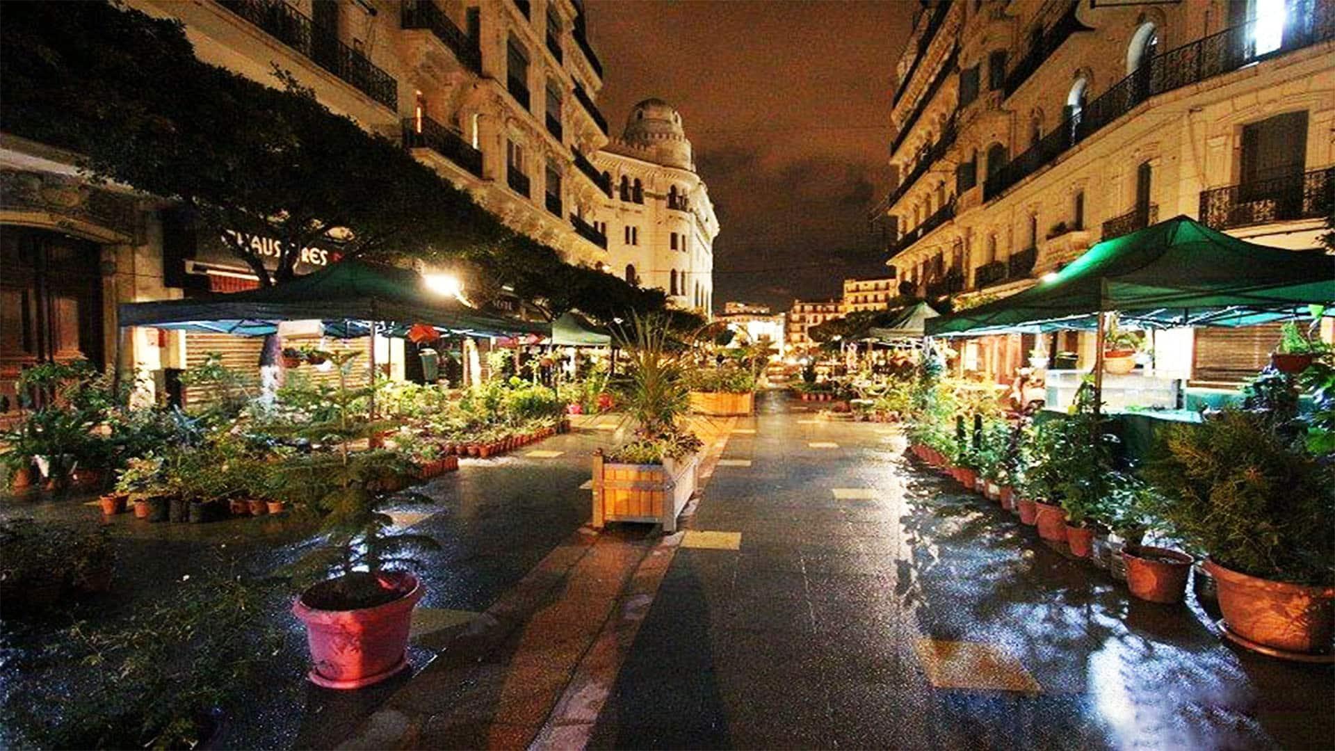 L'Algérie continue d'appliquer les mesures de confinement partiel