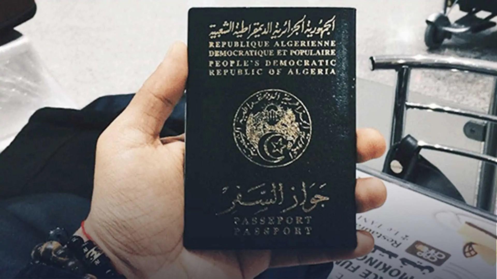 Voici les pays accessibles aux Algériens sans visa en 2021