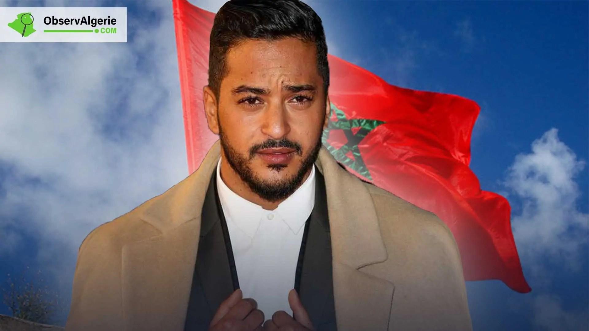 Le chanteur d'origine algérienne Slimane interdit d'entrer au Maroc