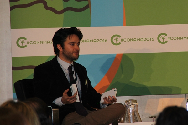 Alberto López Rey, director de Comunicación Corporativa de EcoAvantis
