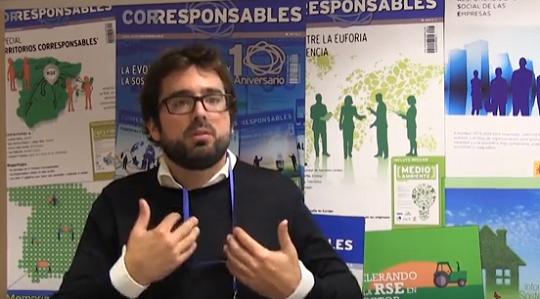Borja Vilaseca reflexiona sobre comunicación interna en la 96 Jornada Corresponsables