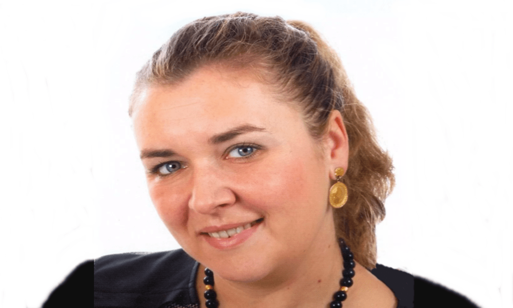 María del Mar Blanco Leal, doctora en Periodismo por la Universidad Complutense de Madrid