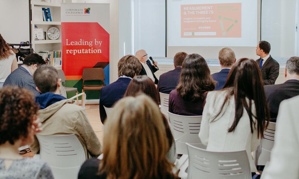 En una economía cada vez más digitalizada, crece la importancia estratégica de intangibles como la marca, la reputación o la comunicación