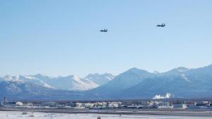 Une base aérienne américaine attend son heure à 300 km de la Russie