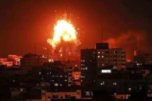 Le début de la campagne à Gaza: «L'étincelle dans le baril explosif du Moyen-Orient»